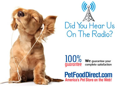 As Seen At TV Presents: PetFoodDirect.com - Order Today<br>Save 10% or MORE! - Home of 148 brands of pet foods. You�ll find all the top dog food brands, cat food brands, and more in our store. You�ll even find hard-to-find dog food brands and cat food brands � online, at your fingertips 24-hours a day, 7 days a week. PetFoodDirect.com is the #1 source for pet foods � and more. Available here on http://www.AsSeenAtTV.com!
